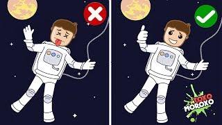 7 Mitos Sobre El ESPACIO EXTERIOR Que Debes DEJAR DE CREER | DeToxoMoroxo