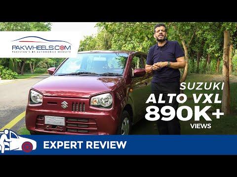Suzuki Alto VXL 2019 Expert Review