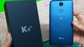 LG K9 TV [Análise / Review] - TecNoob