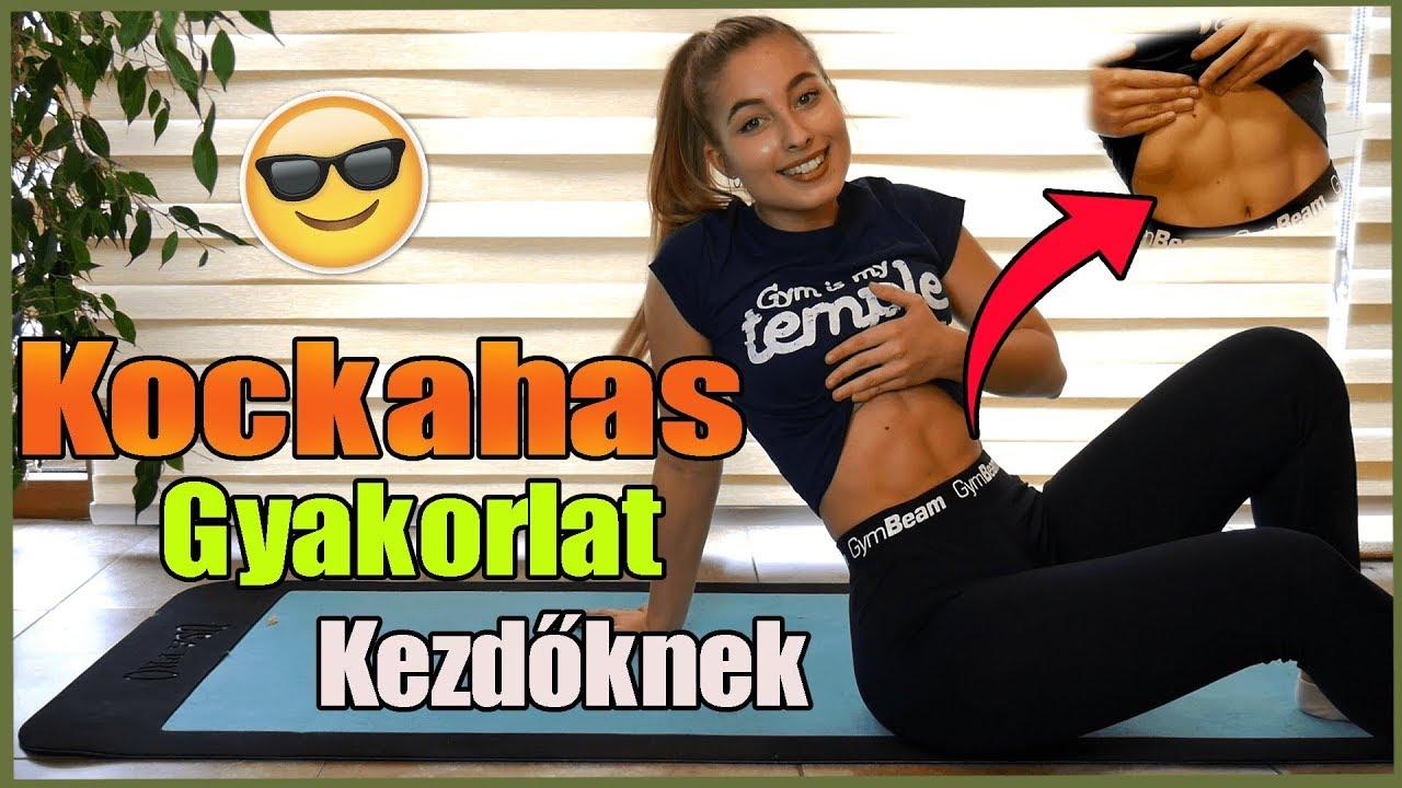 KOCKAHAS EDZÉS KEZDŐKNEK!