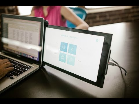 DUEX: The on-the-go dual screen laptop monitor-GadgetAny