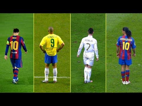 Football Legendary Dribbling Skills ● THE MOVIE