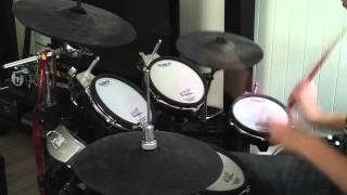 Avenged Sevenfold - Tension (drum cover)