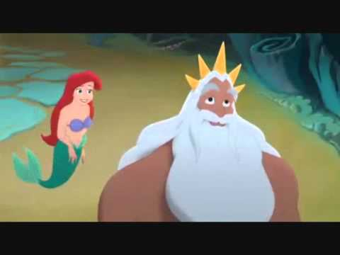 the little mermaid 3 i will sing french