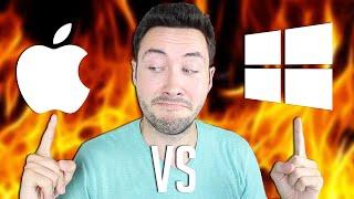 Mac VS Windows : Quelle est ma préférence ?