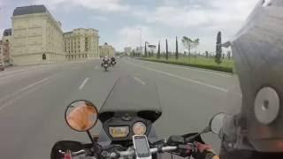 Смотреть онлайн Путешествие на мотоцикле из России в Иран