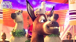 New Animated Comedy THE STAR Trailer gives Christmas Story a twist