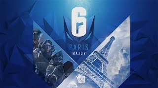 Rainbow Six - Six Major Paris - livestream - Semi-Finals
