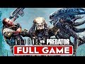 Aliens Vs Predator Campaign Gameplay Walkthrough Part 1