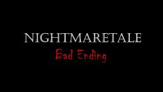 Nightmaretale: Bad Ending II Undertale Comic Dub