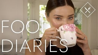 Everything Miranda Kerr Eats In A Day | Food Diaries | Harper's BAZAAR