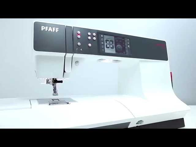 PFAFF Creative 44040 Sewing And Embroidery Machine Cool Pfaff Creative 30 Sewing Machine