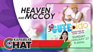 Kapamilya Chat with Mccoy and Heaven for Wansapanataym's Mr. CutePido