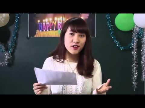 Cô giáo xinh đẹp dạy tiếng Anh qua bài hát