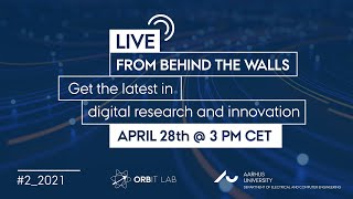 Live from Behind the Walls #2 – Apr. 28th, 2021