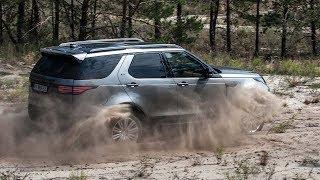 Новый Land Rover Discovery 2017. Тест-драйв от ТопЖыр