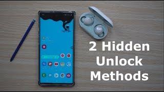 2 Hidden Ways To Unlock Your Samsung Galaxy Note 10/10+