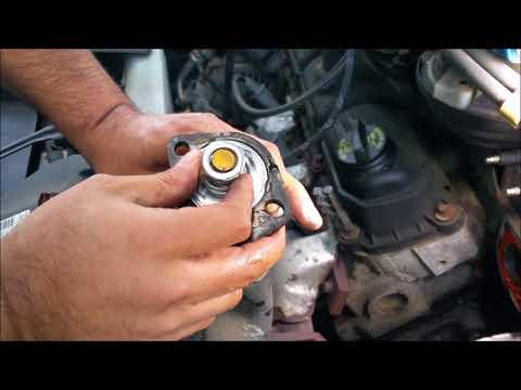 Opel omega wird das Benzin auf die Heisse nicht geführt