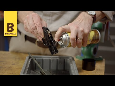 Browning BPS Maintenance Series: Cleaning