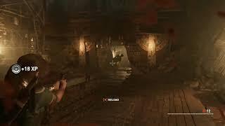 Lara Croft Shadow Of The Tomb Raider. Gameplay HD(1080p).