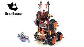 Lego Nexo Knights 70321 General Magmar's Siege Machine of Doom - Lego Speed build