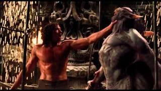 Битва Дракулы и оборотня