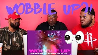 Chris Brown   Wobble Up (Audio) Ft. Nicki Minaj, G Eazy   REACTION!!