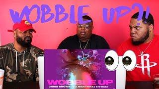 Chris Brown Wobble Up Audio Ft Nicki Minaj G Eazy Reaction