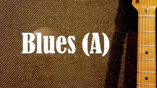 B.B. King Style Blues Backing Track (A) - Quist