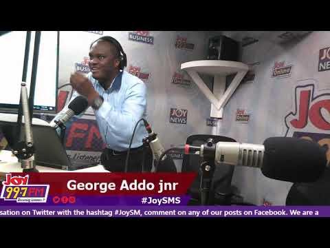#JoySMS Sports Center on Joy FM (18-9-18)