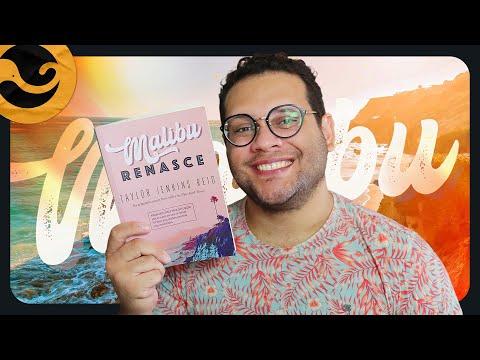 MALIBU RENASCE | Li o novo livro de Taylor Jenkins Reid! Será que virou favorito?