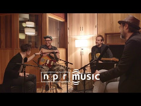 Interview with Sufjan Stevens, Bryce Dessner, Nico Muhly: NPR Music
