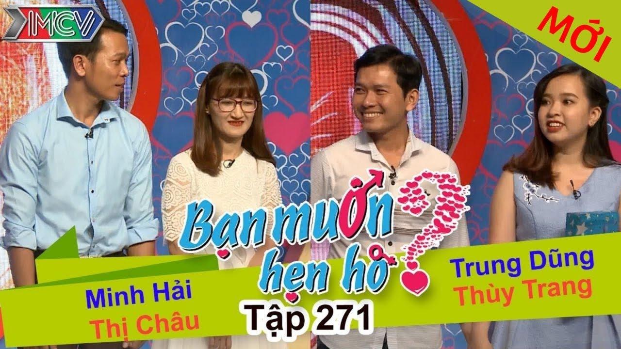 BẠN MUỐN HẸN HÒ #271 | Cách tán gái cực độc- Chàng trai Quảng Nam rủ cô gái Bình Định về quê chăn bò