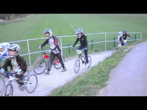 Bradfrod Bandits BMX Racing Club video 4