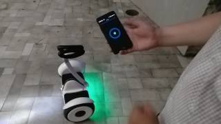 Xway Ninebot Mini Self Balancing With It