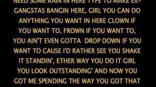 Akon - Bananza lyrics