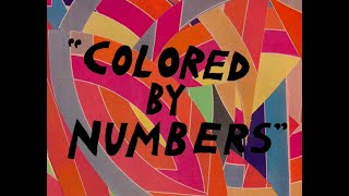 """Vacation – """"Colored By Numbers"""""""