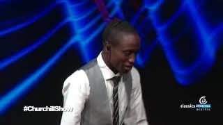 Njoro Comedian   Wezi Wanaogopa Babangu Sana...