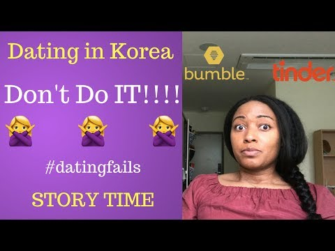 Dating in Korea | STORY TIME | Don't Do It, Run