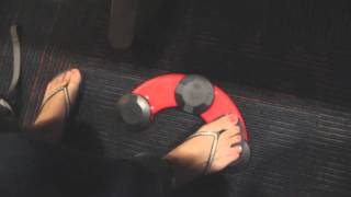 Boomer Foot Mouse