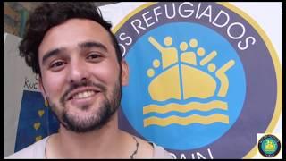 SOS Refugiados...GRACIAS