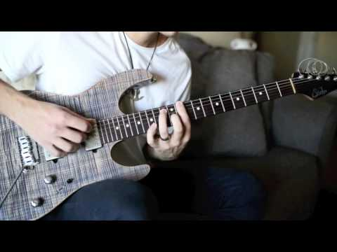A Cool Jazz/Gospel Guitar Chord Movement