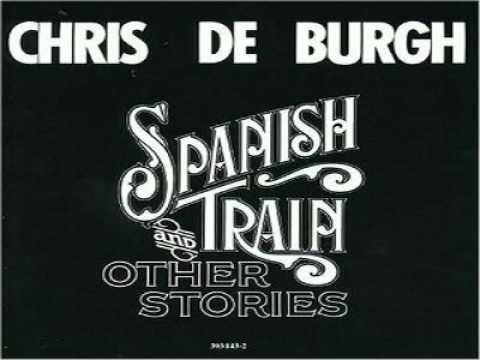 Chris The Burgh - I'm Going Home