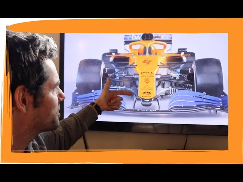 Image: F1 Analysis: New McLaren car is put under the magnifying glass