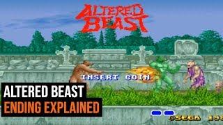 Altered Beast Ending Explained