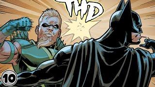 Top 10 Reasons Why Green Arrow Is Better Than Batman