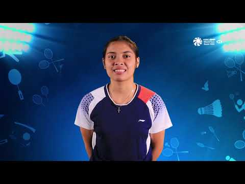 Blibli Indonesia Open 2019 - Name The Song By Google Voice With Gregoria Mariska