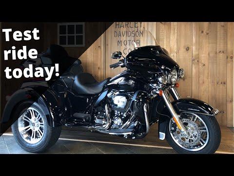 2020 Harley-Davidson Tri Glide® Ultra in Harrisburg, Pennsylvania - Video 1