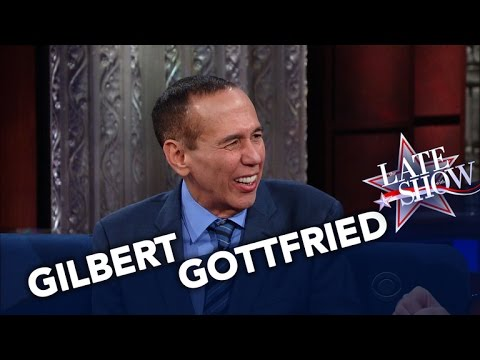 Gilbert Gottfried's Rules For Comedy And Tragedy
