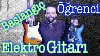 Başlangıç Elektro Gitarı - En Ucuza Öğrenci Elektro Gitarı Tanıtımı